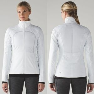 Lululemon Run For Cold Jacket Sz 6